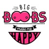 Big Boobs make me Happy - T-shirt bio col V Stanley & Stella Homme