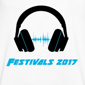 Festivals2017 - Men's V-Neck T-Shirt