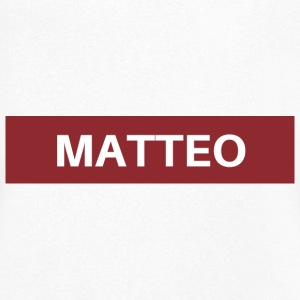 Matteo - Men's Organic V-Neck T-Shirt by Stanley & Stella