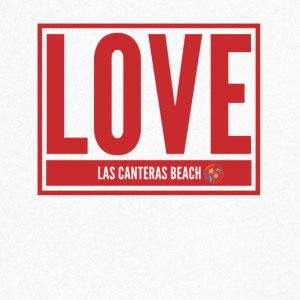 Love Las Canteras - Men's V-Neck T-Shirt