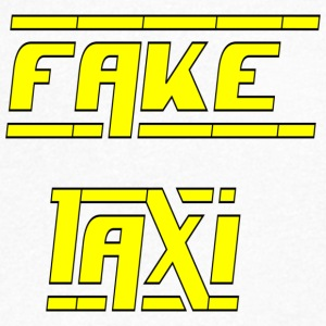 faux taxis - T-shirt bio col en V Stanley & Stella Homme