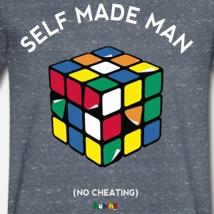 Rubik's Cube Self Made Man No Cheating