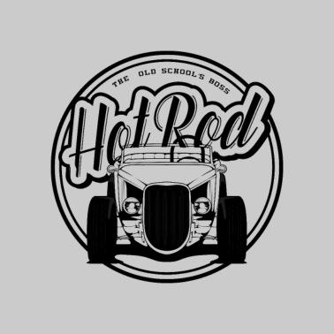 Psychobilly Hot Rod Herren Klassisch American Auto Kapuzenpullover Hotrod