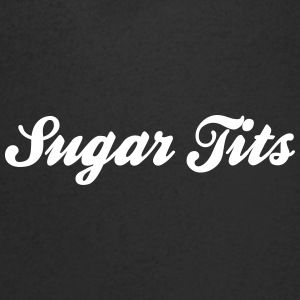 Sugar Tits - Men's V-Neck T-Shirt