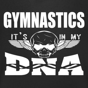 GYMNASTICS - It's in my DNA - Men's V-Neck T-Shirt