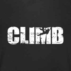 Climbing - Climb - Men's V-Neck T-Shirt
