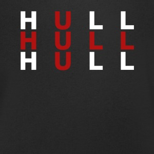 Hull United Kingdom Flag Shirt - Hull T-Shirt - Men's V-Neck T-Shirt