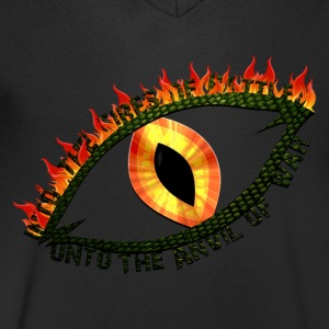 Fire and Anvil - Men's V-Neck T-Shirt