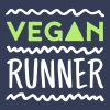 Vegan Runner - Men's Organic V-Neck T-Shirt by Stanley & Stella