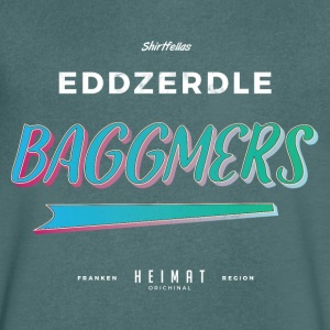 Eddzerdle baggmers - Men's Organic V-Neck T-Shirt by Stanley & Stella