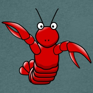 lobster29 - Men's V-Neck T-Shirt