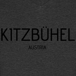 kitzbuehel - Men's Organic V-Neck T-Shirt by Stanley & Stella