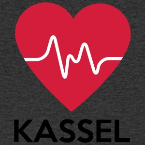 heart Kassel - Men's V-Neck T-Shirt