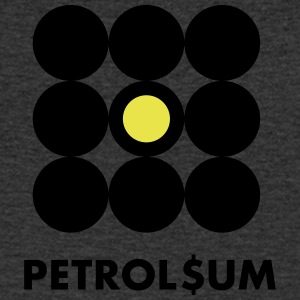 Petroleum - Men's Organic V-Neck T-Shirt by Stanley & Stella