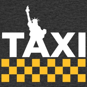 New York Taxi - T-shirt Homme col V