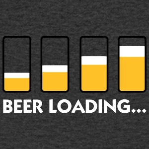 Beer Loading ... - Men's V-Neck T-Shirt