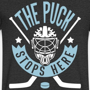 The Puck Stops Here (Ice Hockey)