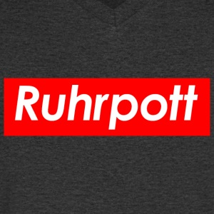 RUHRPOTT - Men's V-Neck T-Shirt