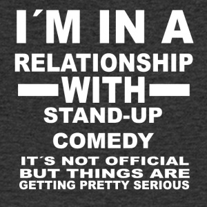 relation avec stand up comedy - T-shirt bio col en V Stanley & Stella Homme