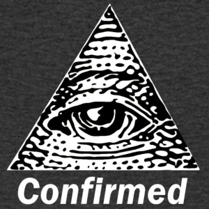Illuminati - Men's V-Neck T-Shirt