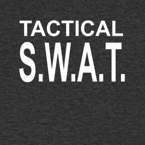 tactical - Men's Organic V-Neck T-Shirt by Stanley & Stella