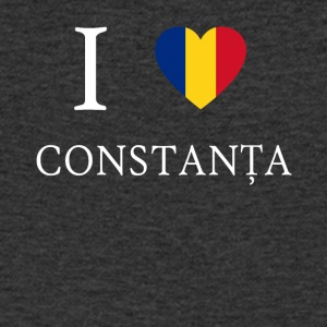 Love Romania CONSTANT A - Men's Organic V-Neck T-Shirt by Stanley & Stella