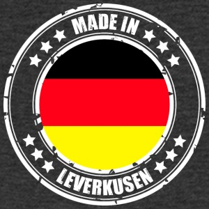 LEVERKUSEN - Men's V-Neck T-Shirt