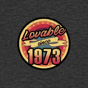 Gift for the 44th birthday - vintage 1973 - Men's V-Neck T-Shirt