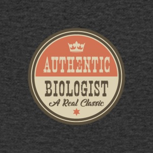 AUTHENTIC BIOLOGIST - BIOLOGE - Men's Organic V-Neck T-Shirt by Stanley & Stella