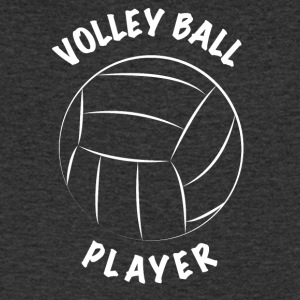 Volleyball player - Men's V-Neck T-Shirt