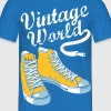 Vintage sneakers - T-shirt Homme