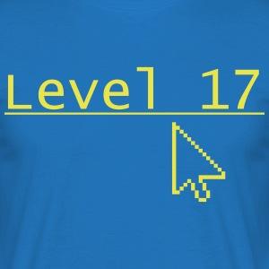 Level 17 - Mannen T-shirt
