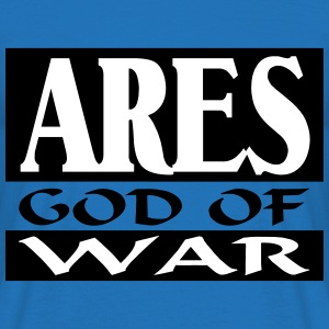 Ares _-_ God_Of_War - T-shirt Homme