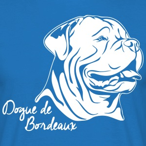 DOGUE PORTRAIT DE BORDEAUX - T-shirt Homme