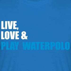 water polo - T-shirt Homme
