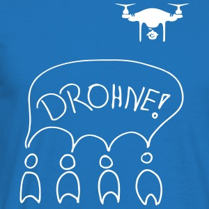 drone FFF - T-shirt Homme