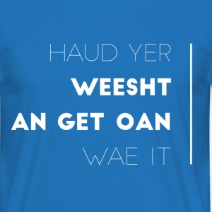 Scottish Slang For Be Quiet, Shut Up & Get on with