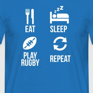Rugby chemise - T-shirt Homme
