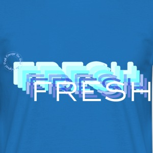 Fresh with a French Touch - T-shirt Homme