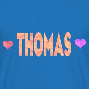 Thomas - T-shirt herr