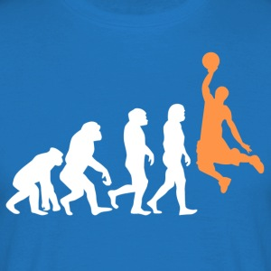 ++ Basketball Slam Dunk Evolution ++ - Mannen T-shirt