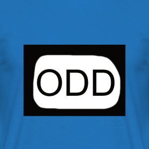 ODD: logo - Men's T-Shirt