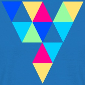 triangles - T-shirt Homme