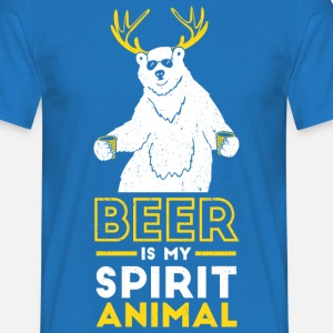 Beer is my spirit Animal