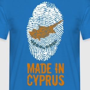 Made In Chypre / Chypre / Κυπριακή / Kıbrıs - T-shirt Homme