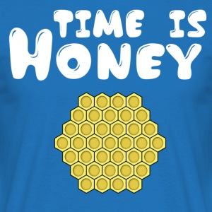 ++ ++ Le temps est Honey - T-shirt Homme