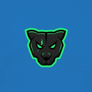 Panther Mascot - Herre-T-shirt