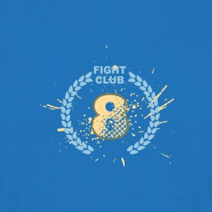 Fight Club 8 - Herre-T-shirt