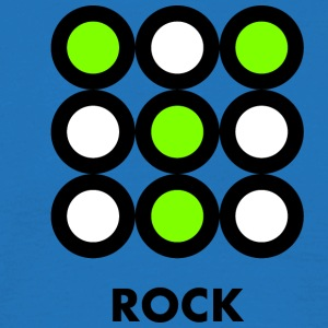 Rock - Herre-T-shirt