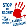 Stop au racket fiscal - T-shirt Homme